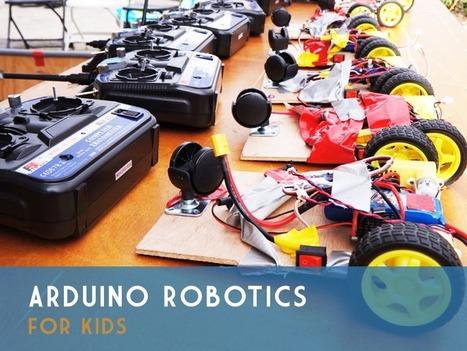 ARDUINO ROBOTICS for kids | Raspberry Pi | Scoop.it