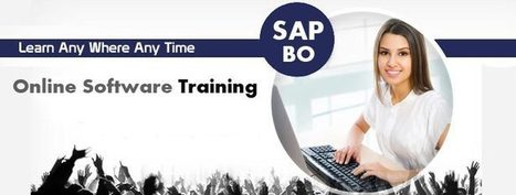 SAP BO Online Training With Placement In USA | BO Training Online | SAP BO PROJECT SUPPORT | Scoop.it