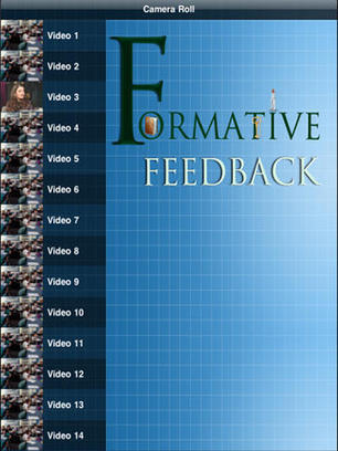 Formative Feedback for Learning #ipad app to #mlearning | ipad apps to mLearning by Euneos | Scoop.it