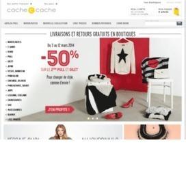 plus de 40 codes promo et bons de réductions valides pour la boutique cache cache   bons remise   Scoop.it