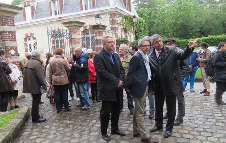 Vaujours : les élus signent pour sauver le parc de la Poudrerie   actualités en seine-saint-denis   Scoop.it