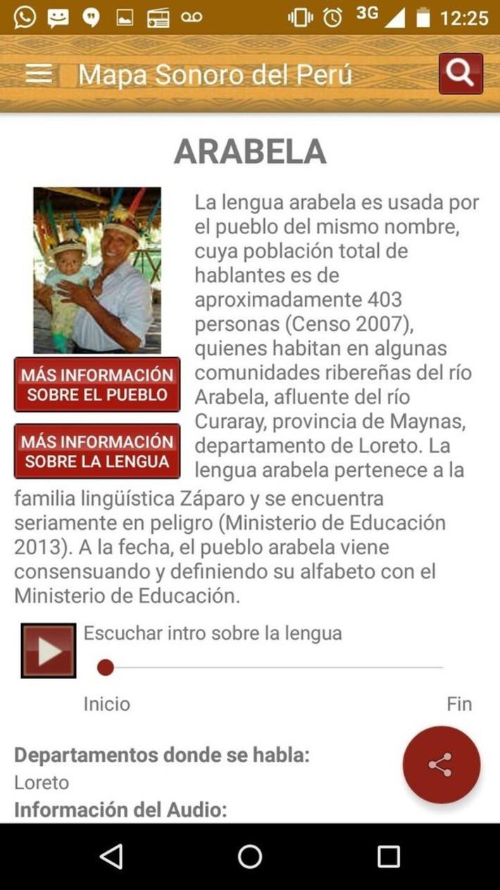 Ministerio de Cultura presentó aplicación para aprender sobre las 47 lenguas indígenas u originarias del Perú | La Mula (Pérou) | Kiosque du monde : Amériques | Scoop.it