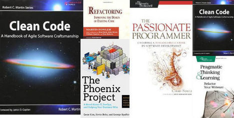 Top 20 Agile Books for Software Developers | .NET World | Scoop.it