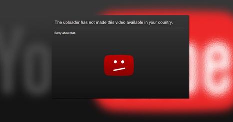 Cómo ver vídeos bloqueados en YouTube saltándose el filtro regional   Tecnología en la Educación   Scoop.it