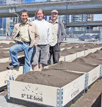24 Hours Vancouver | Vertical Farm - Food Factory | Scoop.it