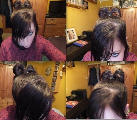 Hair Tutorial: How to Make your Hair into a Bow! Dayummm Girl | Hair Styles | Scoop.it