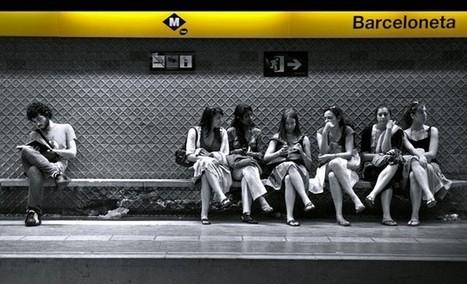 6 raisons pour lesquelles j'adore le métro à Barcelone | Barcelona Life | Scoop.it