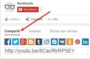 Un truco de YouTube importante que los maestros y educadores deben saber | #TIC | Scoop.it