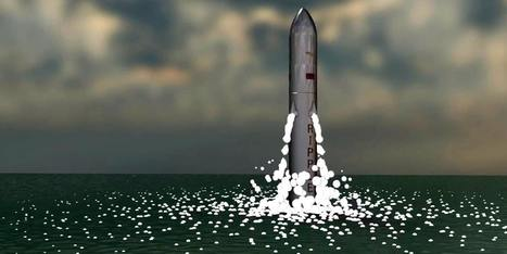 Spaceflight Startup Wants to Launch Rockets out of the Ocean | More Commercial Space News | Scoop.it
