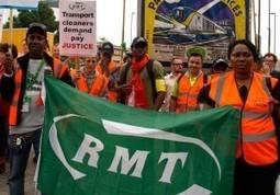 RMT statement on massive cuts on London underground | Unit 14 | Scoop.it