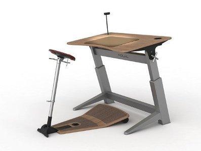 Work in good shape ! Office chair by Keen | Du mobilier, ou le cahier des tendances détonantes | Scoop.it