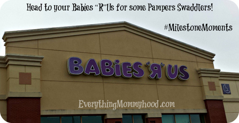 Potty Training Tips & $150 Babies R Us and Pampers Wipes Giveaway - ends 7/15 #MilestoneMoments | MommyHoodFun-What Matters to Us... | Scoop.it
