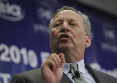 Larry Summers Already Hurting The Federal Reserve In Tangible Way - Huffington Post   banking regulation   Scoop.it