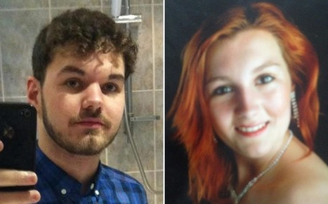 Jamie Reynolds took photos of himself killing Georgia Williams, court hears - Telegraph | news | Scoop.it