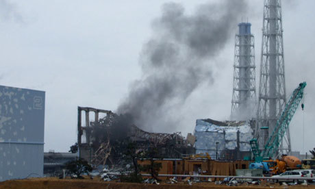 Fukushima plant leaking 300 tons of radioactive water daily into Pacific Ocean | Chris' Regional Geography | Scoop.it