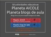 Apuntes sobre blogs: 50 actividades educativas en blogs de aula | Educacion, ecologia y TIC | Scoop.it