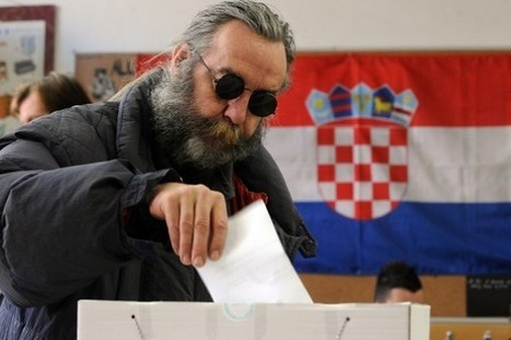 Les Inrocks - Européennes : la Croatie partagée entre enthousiasme et appréhension | Union Européenne, une construction dans la tourmente | Scoop.it