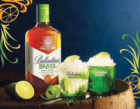 Ballantine's Brasil, la tradition écossaise avec un zeste «do Brasil» | Marketing et Stratégies des Vins et Spiritueux | Scoop.it