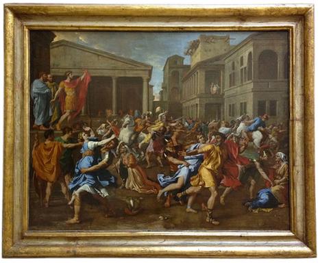 15 juin 1594 naissance de Nicolas Poussin, peintre classique du XVIIe siècle | Racines de l'Art | Scoop.it