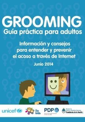Grooming: Guía práctica para adultos. ebook descarga gratuita. | Educar para proteger. Padres e hijos enREDados con las TIC | Scoop.it
