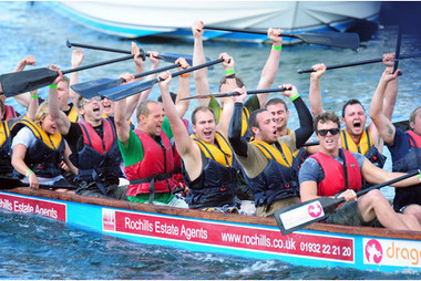 VIDEO: Falmouth Dragon Boat Challenge - This is Cornwall | Paddler News | Scoop.it