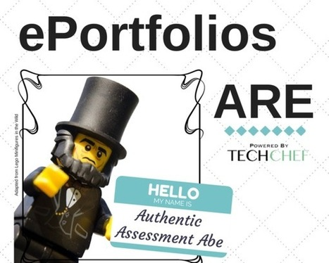 ePortfolios are AWEsome: The Why, How, and What of Student Digital Portfolios - Tackk | Educational Technology Grab Bag | Scoop.it