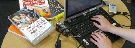 Digital Storytelling resources | Online Creative Social Mobile Writing, Storytelling | Scoop.it