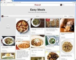 Review: Pinterest's new look offers bigger pins, cleaner layout and easier navigation | Pinterest | Scoop.it