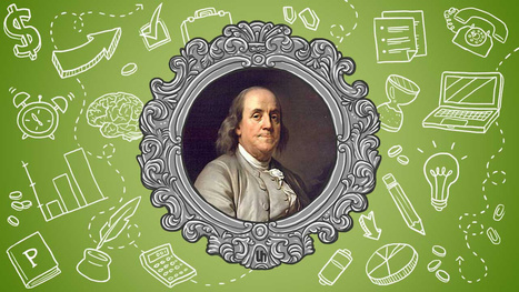 Benjamin Franklin's Best Productivity Tricks | Stuff that Tweaks | Scoop.it