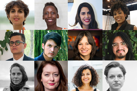 ICI's 2016 Independent Vision Curatorial Award Nominees - Posts - Independent Curators International | art move | Scoop.it