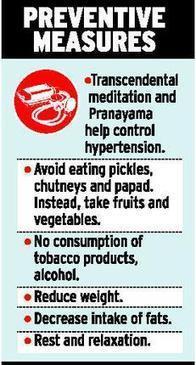 Manage hypertension through Meditation | Hypertension Control | Scoop.it