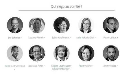 Droit à l'oubli : Google nomme dix experts internationaux   Les médias face à leur destin   Scoop.it