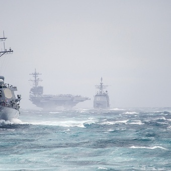 Navy Wants Battleships to Run on Seawater - Defense One | military | Scoop.it