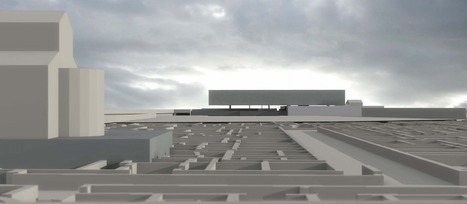 Le Musée archéologique du site de Mariana en Corse - Le projet architectural | The Architecture of the City | Scoop.it