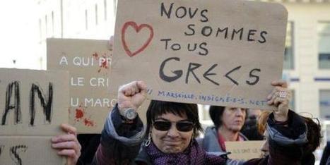Solidarité avec la résistance grecque: les signataires de la pétition | Humanite | Union Européenne, une construction dans la tourmente | Scoop.it