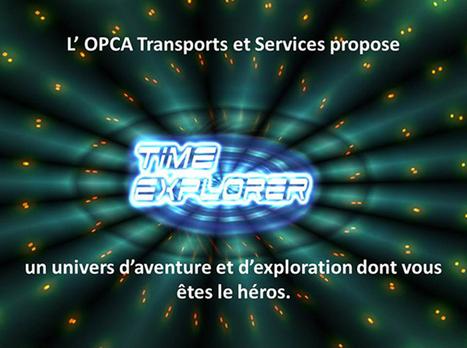 Time Explorer, un serious game contre l'illettrisme | Serious-Game.fr | Serious games | Scoop.it
