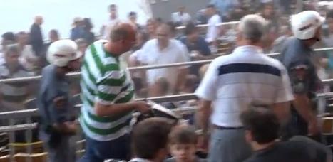 """Corinthians tenta achar """"escocês verde"""" expulso do Pacaembu para presenteá-lo com uniforme   Lilian Mara   Scoop.it"""