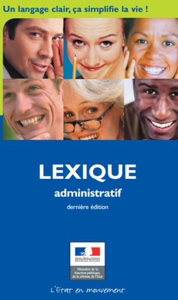 (FR) (PDF) - Lexique administratif | Dictionnaires Le Robert | Glossarissimo! | Scoop.it