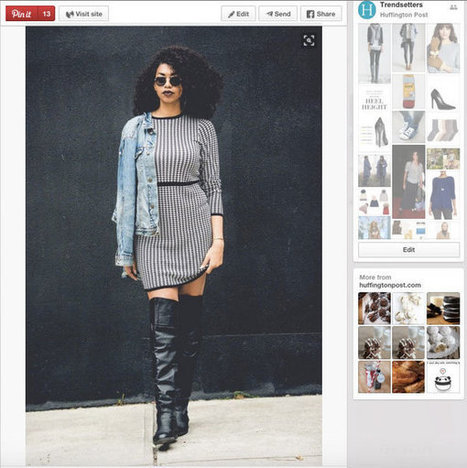 If You're Not Using Pinterest To Shop, You're Doing It Wrong - Huffington Post | News from the MARKET!!!! | Scoop.it