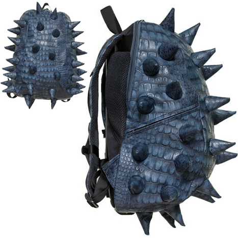 REPTILIAN MAD PAX BACKPACK | All Geeks | Scoop.it