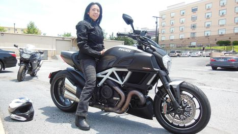 Motorcycle review: Ducati's Diavel has devilish side | Ductalk Ducati News | Scoop.it