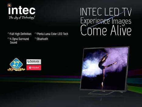 How Can You Pick the Best LED TV Brand in Delhi? | Intec Home Appliances | Scoop.it