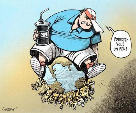 La dette perpétue l'accaparement du monde et le pillage des ressources   Sustain Our Earth   Scoop.it
