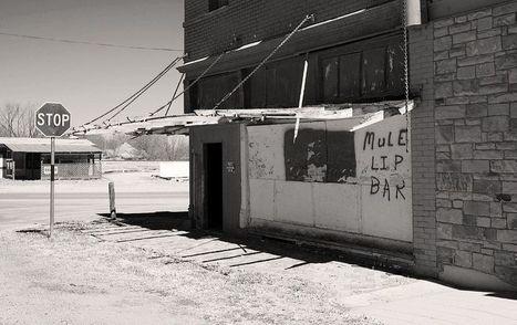 Mule Lip Bar   Abandoned Places   Scoop.it