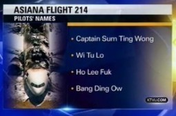 Bang Ding Ow, My Bad: KTVU Pulling Videos Of Their Report On Fake Asiana Pilots From YouTube   Mediaite   Public Relations & Social Media Insight   Scoop.it