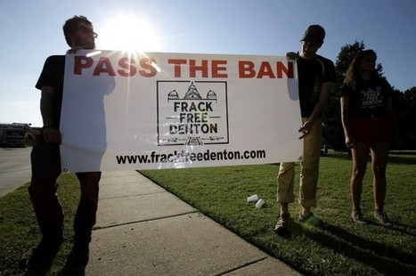 Texas Oil Regulator Says It Will Not Honor Town's Vote To Ban Fracking   Sustain Our Earth   Scoop.it