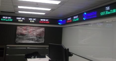 Digital Ticker Displays | Industrial Led Displays - Adsystemsled | Scoop.it