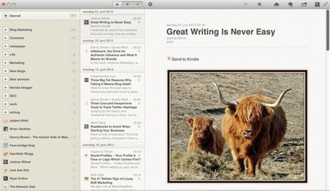 Help! Switching from Google Reader to what? | Public Relations & Social Media Insight | Scoop.it