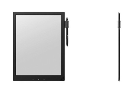 Une tablette Sony à écran e-ink | BTS CVM Bréquigny | Scoop.it