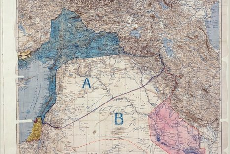 The Origins of the World War I Agreement That Carved Up the Middle East   Archivance - Miscellanées   Scoop.it